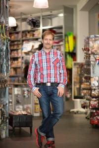 Bernd Sondergeld, by Lars Gehrlein, Köln, 2013