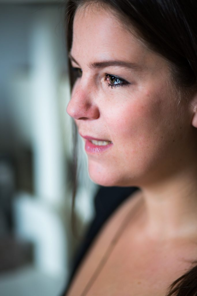 Ragna Sieckmann fotografiert von Lars Gehrlein